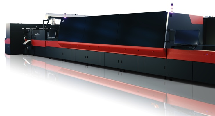 EFI Launches Super High Speed, Single-Pass Nozomi