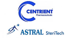 Centrient Pharmaceuticals to Acquire Astral SteriTech