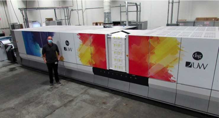 DS Graphics|Universal Wilde Adds Canon ProStream 1800