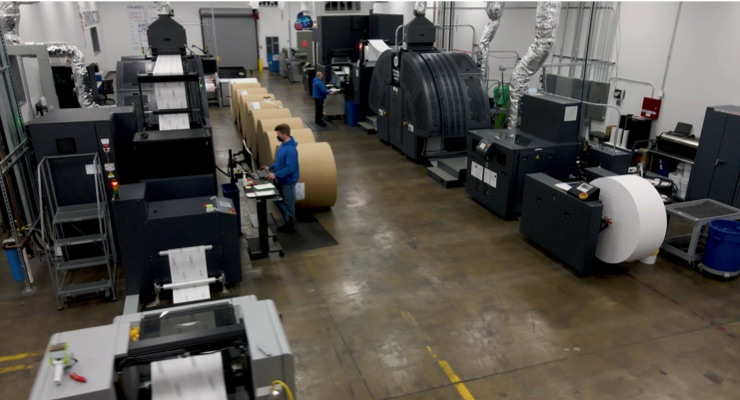 American Litho Adds HP PageWide Web Press T250 HD