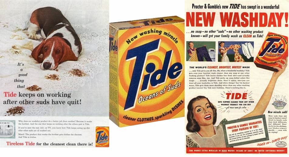 Tide Celebrates 75 Years