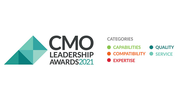 Vetter continues its successful performance at the 2021 CMO Leadership Awards