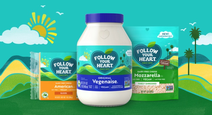 Danone Adds to Plant-Based Portfolio with Acquisition of Follow Your Heart Brand