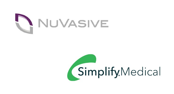 NuVasive Nabs Simplify Medical for $150M