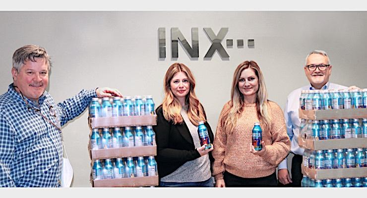 INX International providing relief to Texas