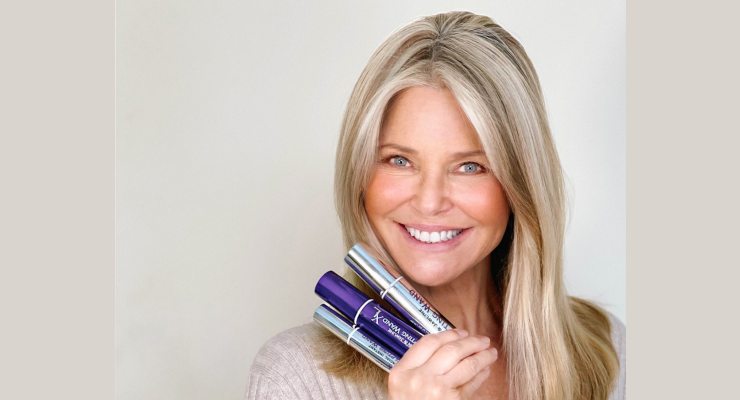 Christie Brinkley Joins SBLA Beauty