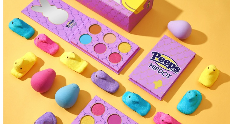 Peeps X HipDot Is Ready To Hatch