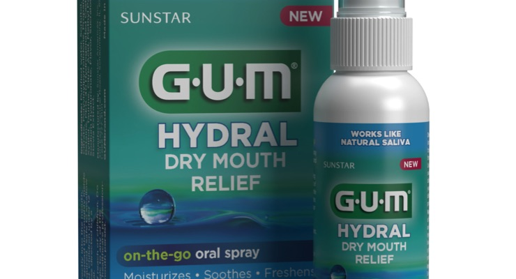 GUM Recalls Oral Spray