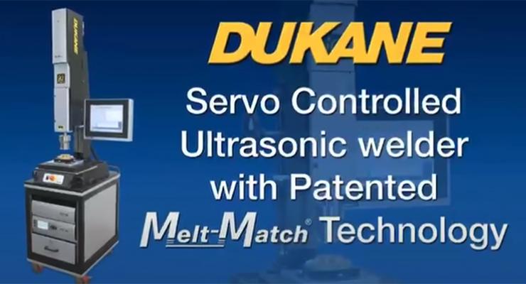 Single Step Ultrasonic Cut & Seal with Servo Control