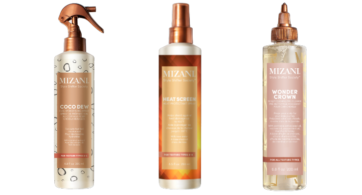 Mizani Launches New Hair Products