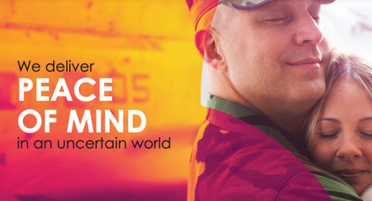 Delivering Peace of Mind in an Uncertain World