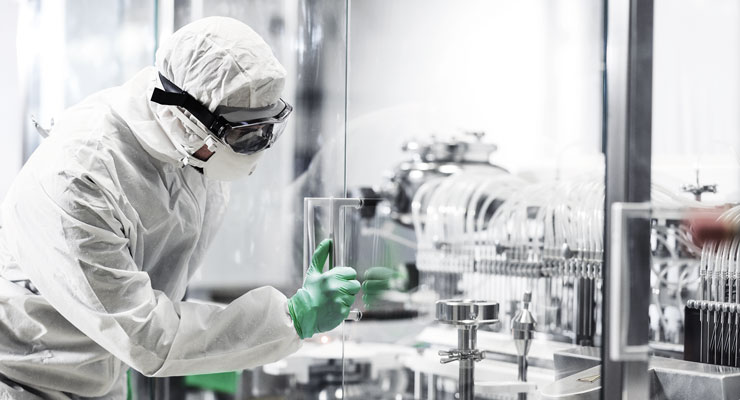 Pharmaceutical Manufacturing Equipment Trends