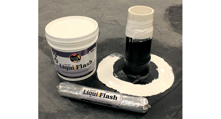 Mule-Hide Products Co. Introduces Seal-Fast Liqui-Flash