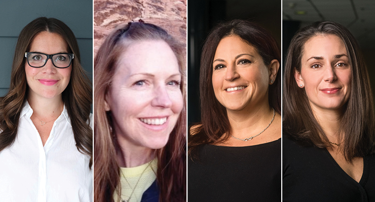 Four Female Leaders Appointed to Cell & Gene CDMO