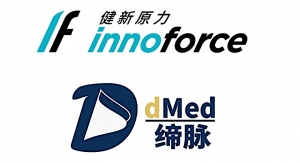 Innoforce and dMed Enter Development Collaboration