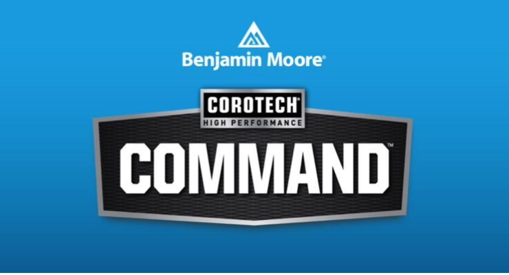 Benjamin Moore Launches COMMAND