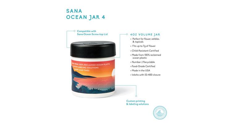 Cannabis packaging promotes circular economy