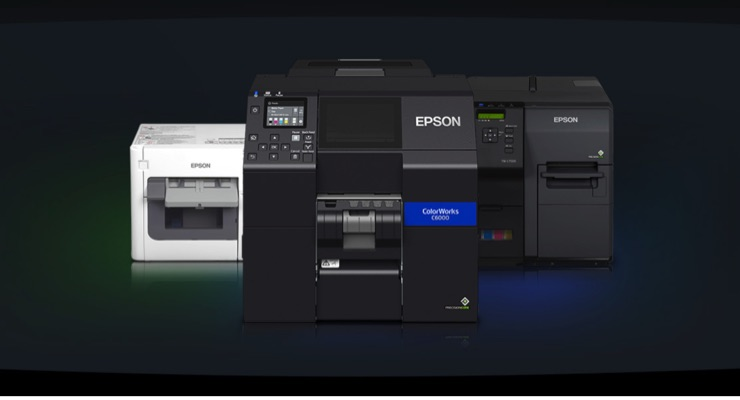 Epson Introduces Matte Black Ink for ColorWorks C6000 Printers