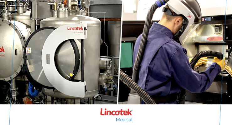 Lincotek Medical Expands Coatings and Additive Capacity