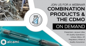 Combination Products & The CDMO Webinar - Watch Now On-Demand