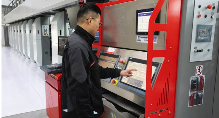 The Story Behind BOBST's Success in Asia with Bestselling Gravure Presses