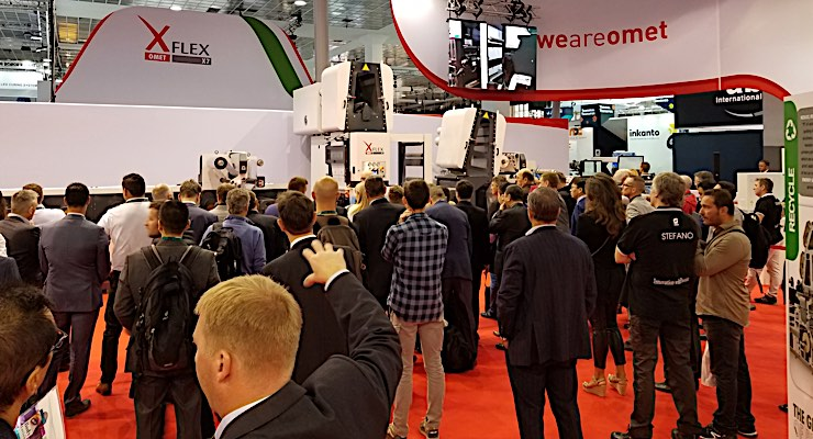 Labelexpo Americas, Europe postponed to 2022