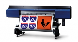 Roland DGA Launches TrafficWorks Printer