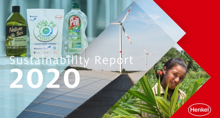 Henkel publishes 30th Sustainability Report