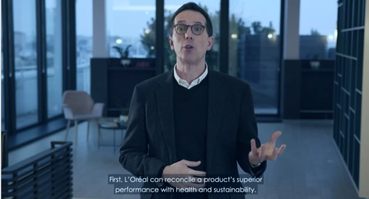 L'Oréal's Committed to Sustainability, Green Chemistry & Circular Economy