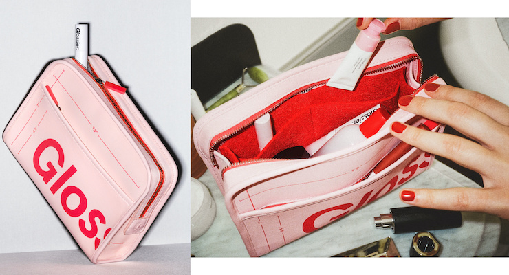 Glossier Introduces the Beauty Bag