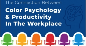 The Connection Between Color Psychology & Productivity In The Workplace
