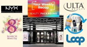 Weekly Recap: Sephora Expansion, Ulta Partners with Loop, International Women's Day & More