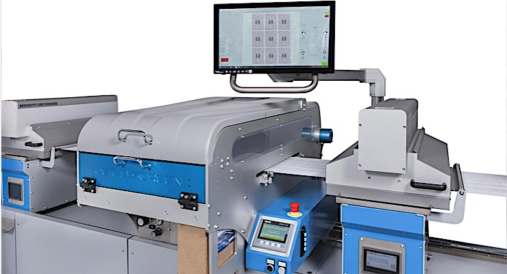 Cartes engineers inkjet embellishment technology
