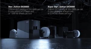 Xeikon Introduces Press Based on SIRIUS Technology