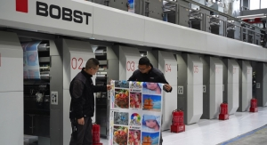 BOBST Developing Water-based Applications on Gravure Presses with Siegwerk's WB Inks