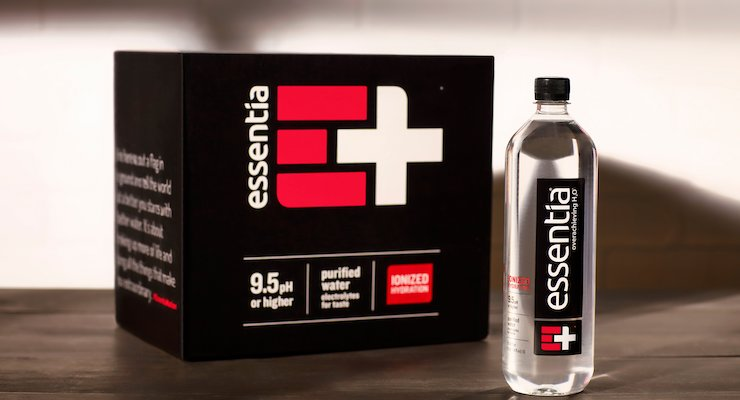 Nestlé Acquires Premium Water Brand Essentia