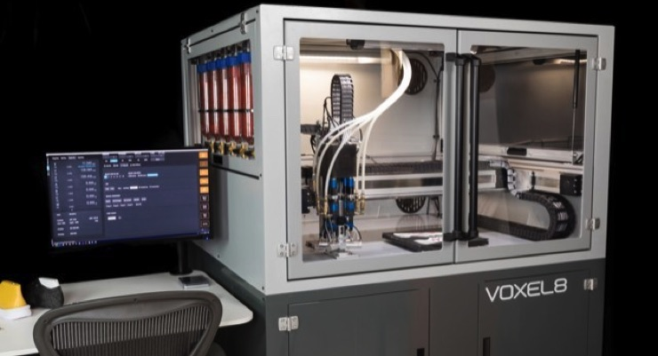 Voxel8, Eddy Ricami Bringing Advanced Additive Manufacturing Technology to High Fashion Industry