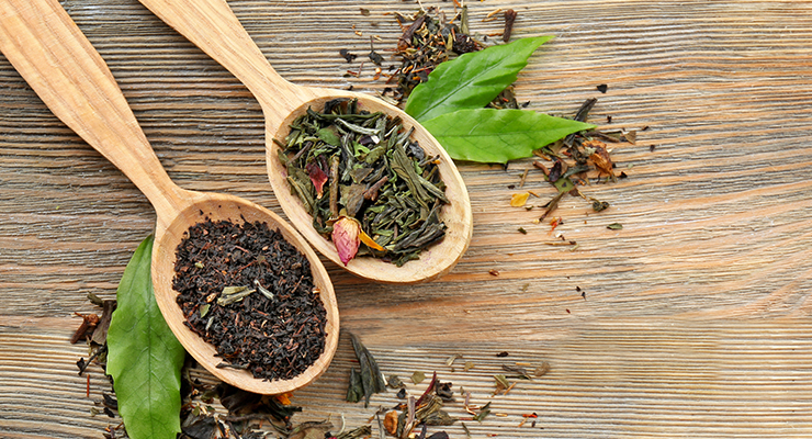 Flavonoid Compounds in Green, Black Tea Shown to Offer Benefits for Hypertension