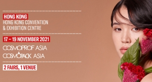 Cosmopack and Cosmoprof Asia Announce Hybrid Format for 2021