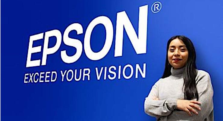Epson America adds Gabriela De Los Angeles