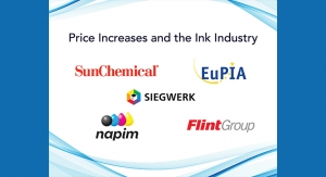 Ink Industry is Facing Higher Costs