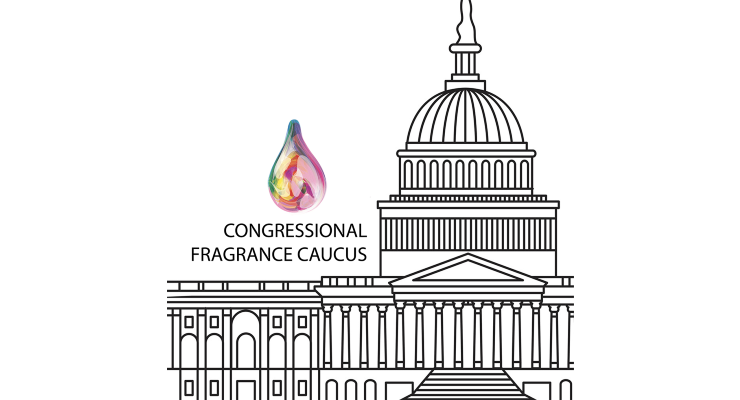 Congressional Fragrance Caucus Recertified for 117th Congress