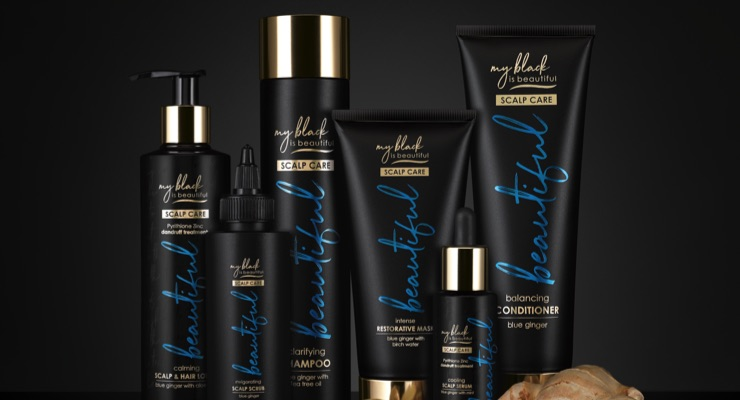 Blue Ginger Stars in New Scalp & Hair Care Collection at P&G