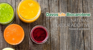 Davoslife Biocarotene: A Natural Colour Additive with Antioxidant Properties