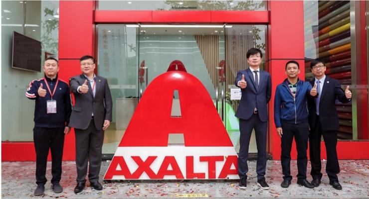 Axalta Opens Regional Refinish Training Center in Guangzhou, China