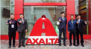 Axalta Opens Regional Refinish Training Center in Guangzhou, China