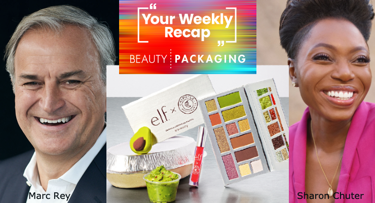 Weekly Recap: e.l.f. x Chipotle, Marc Rey Joins Maesa, Inspiring Female Founders & More