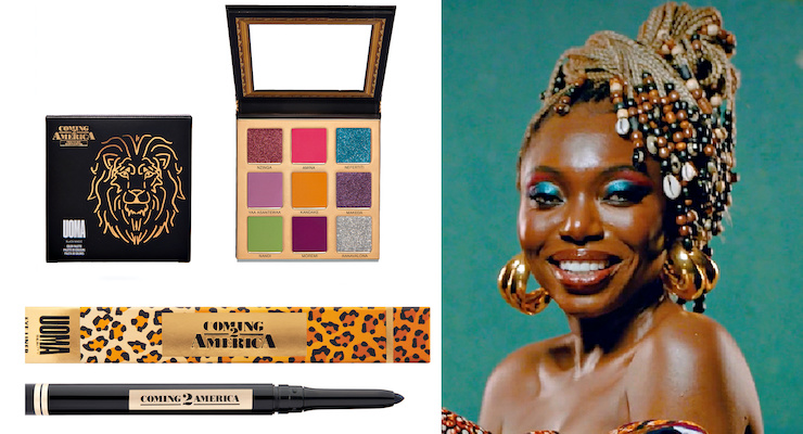Uoma Celebrates Black Skinned Beauty with Its Coming 2 American Collection