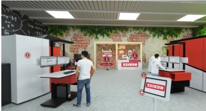Xeikon Launches Virtual Innovation Center for Wall Decoration