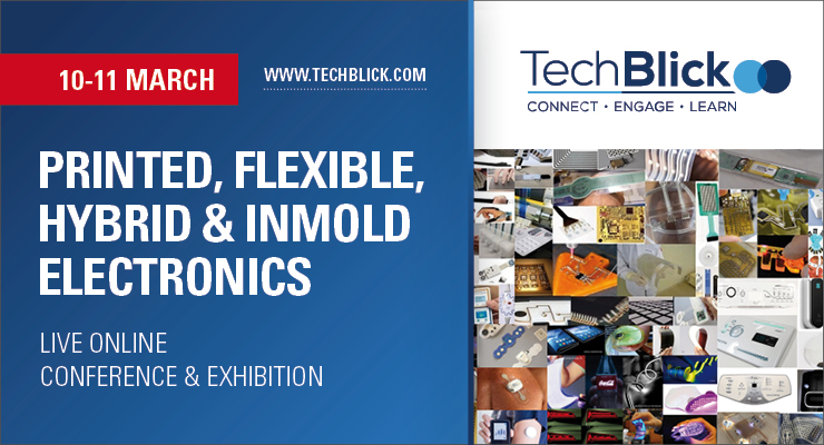 TechBlick Conference Shows Potential of Flexible Electronics